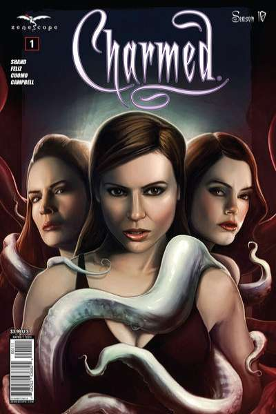 Charmed: Season 10 Comic Books. Charmed: Season 10 Comics.
