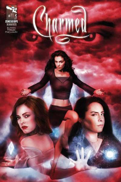 Charmed #11 Comic Books - Covers, Scans, Photos  in Charmed Comic Books - Covers, Scans, Gallery