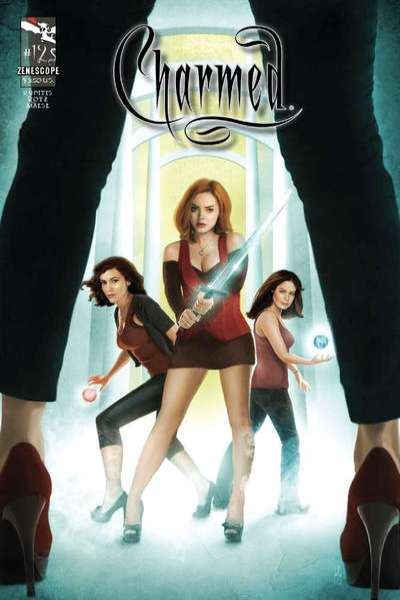 Charmed #12 Comic Books - Covers, Scans, Photos  in Charmed Comic Books - Covers, Scans, Gallery