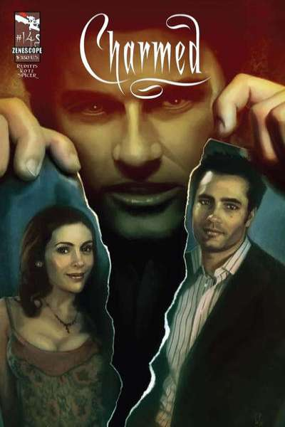 Charmed #14 Comic Books - Covers, Scans, Photos  in Charmed Comic Books - Covers, Scans, Gallery