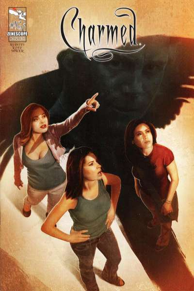 Charmed #16 Comic Books - Covers, Scans, Photos  in Charmed Comic Books - Covers, Scans, Gallery