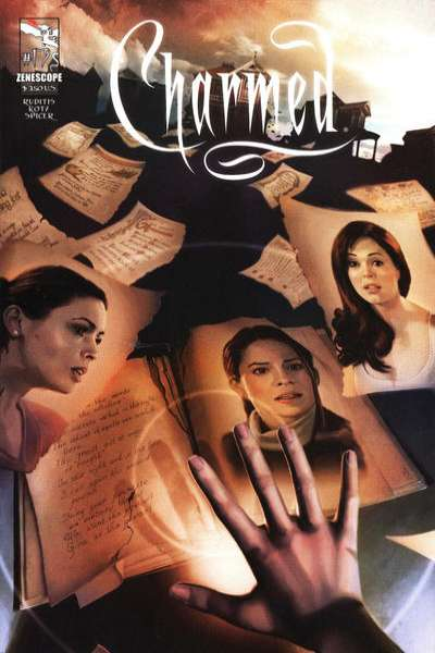 Charmed #17 Comic Books - Covers, Scans, Photos  in Charmed Comic Books - Covers, Scans, Gallery