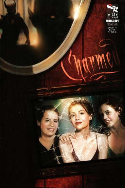Charmed #18 Comic Books - Covers, Scans, Photos  in Charmed Comic Books - Covers, Scans, Gallery