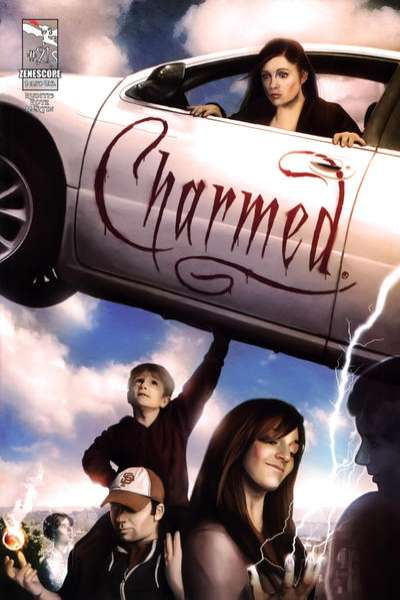 Charmed #21 Comic Books - Covers, Scans, Photos  in Charmed Comic Books - Covers, Scans, Gallery