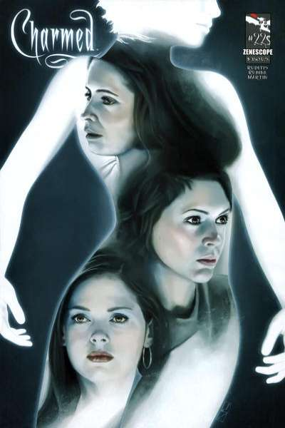 Charmed #22 Comic Books - Covers, Scans, Photos  in Charmed Comic Books - Covers, Scans, Gallery