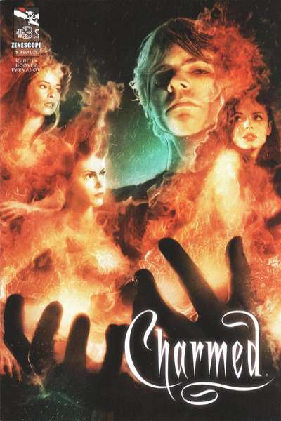 Charmed #3 comic books for sale