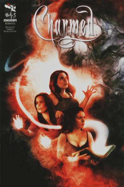 Charmed #4 comic books for sale