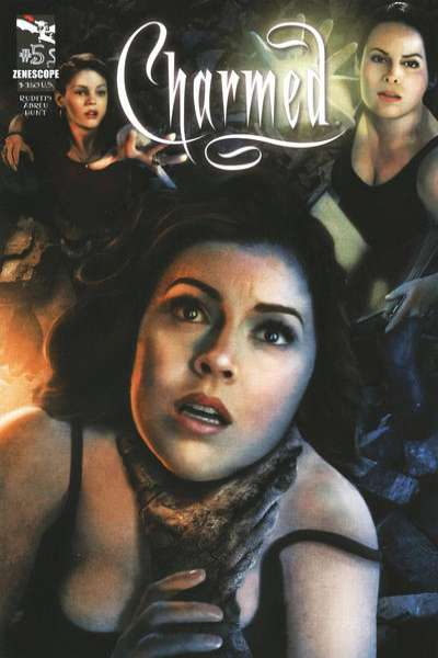 Charmed #5 comic books for sale