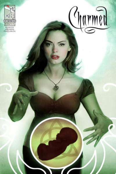 Charmed #8 Comic Books - Covers, Scans, Photos  in Charmed Comic Books - Covers, Scans, Gallery