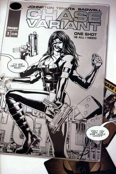 Chase Variant One Shot is All I Need #1 comic books for sale