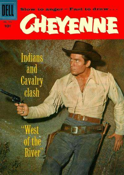 Cheyenne #2 comic books for sale