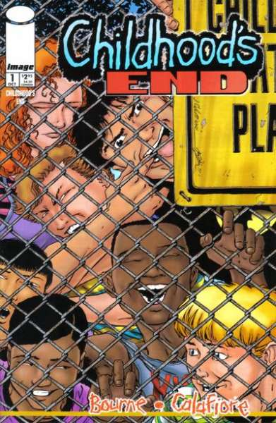Childhood's End #1 comic books for sale
