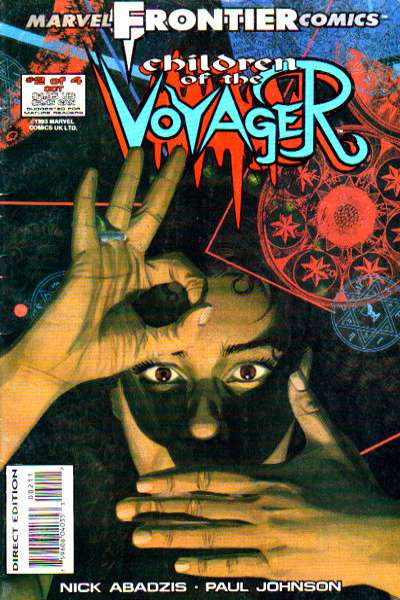 Children of the Voyager #2 Comic Books - Covers, Scans, Photos  in Children of the Voyager Comic Books - Covers, Scans, Gallery