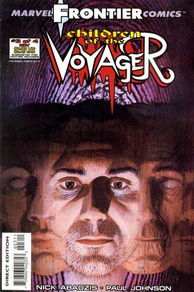 Children of the Voyager #3 Comic Books - Covers, Scans, Photos  in Children of the Voyager Comic Books - Covers, Scans, Gallery