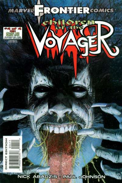 Children of the Voyager #4 Comic Books - Covers, Scans, Photos  in Children of the Voyager Comic Books - Covers, Scans, Gallery