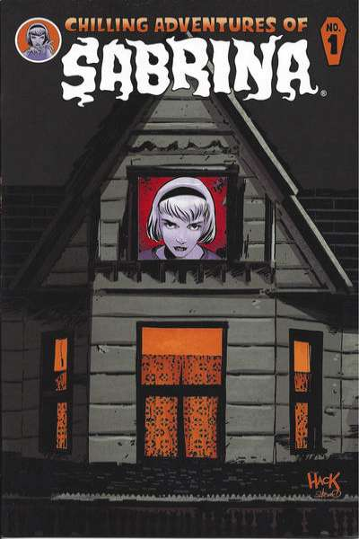Chilling Adventures of Sabrina Comic Books. Chilling Adventures of Sabrina Comics.