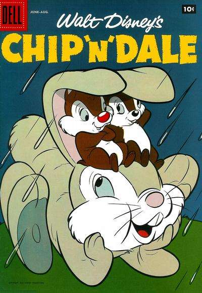 Chip 'n' Dale #10 comic books for sale