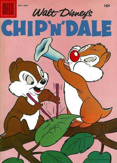 Chip 'n' Dale #11 Comic Books - Covers, Scans, Photos  in Chip 'n' Dale Comic Books - Covers, Scans, Gallery