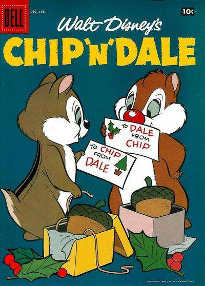 Chip 'n' Dale #12 Comic Books - Covers, Scans, Photos  in Chip 'n' Dale Comic Books - Covers, Scans, Gallery