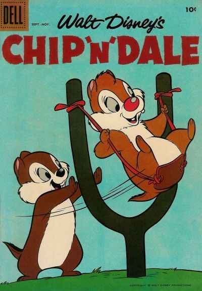 Chip 'n' Dale #15 Comic Books - Covers, Scans, Photos  in Chip 'n' Dale Comic Books - Covers, Scans, Gallery