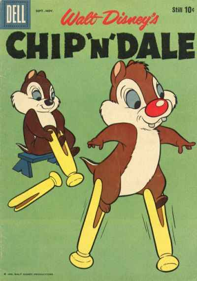 Chip 'n' Dale #19 Comic Books - Covers, Scans, Photos  in Chip 'n' Dale Comic Books - Covers, Scans, Gallery