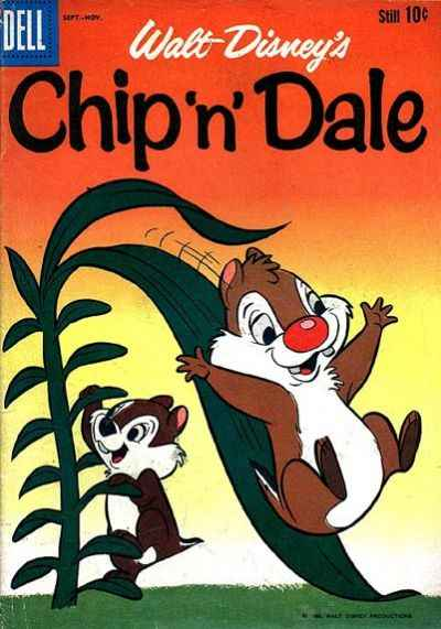 Chip 'n' Dale #23 Comic Books - Covers, Scans, Photos  in Chip 'n' Dale Comic Books - Covers, Scans, Gallery