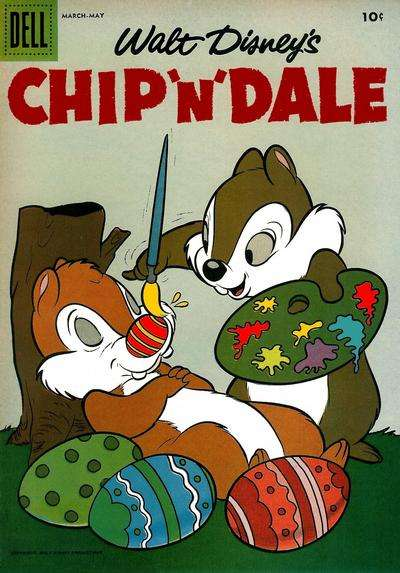 Chip 'n' Dale #9 comic books for sale