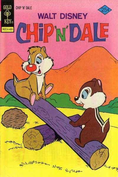 Chip 'n' Dale #29 Comic Books - Covers, Scans, Photos  in Chip 'n' Dale Comic Books - Covers, Scans, Gallery