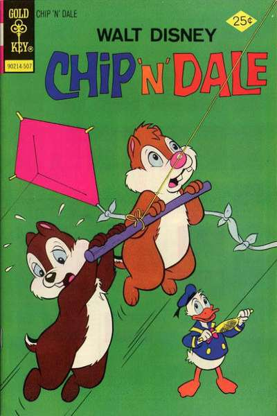 Chip 'n' Dale #34 comic books for sale