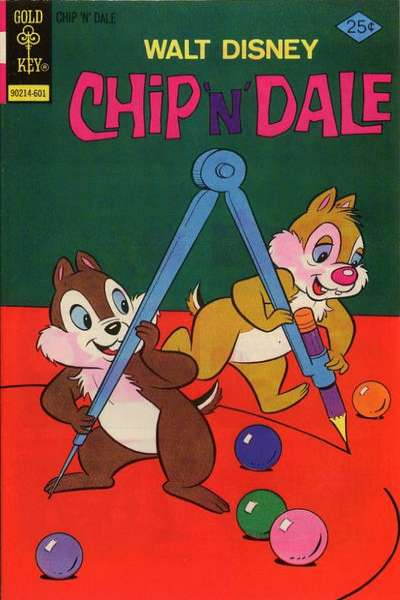 Chip 'n' Dale #37 Comic Books - Covers, Scans, Photos  in Chip 'n' Dale Comic Books - Covers, Scans, Gallery