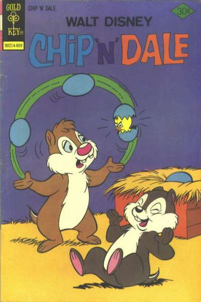Chip 'n' Dale #42 Comic Books - Covers, Scans, Photos  in Chip 'n' Dale Comic Books - Covers, Scans, Gallery