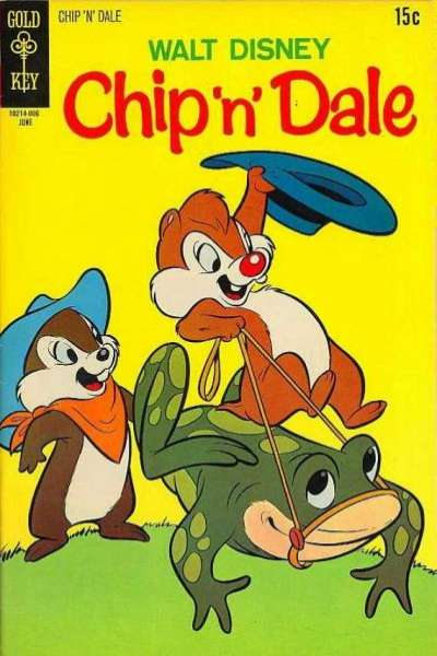 Chip 'n' Dale #7 Comic Books - Covers, Scans, Photos  in Chip 'n' Dale Comic Books - Covers, Scans, Gallery