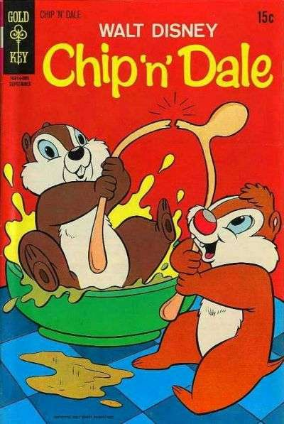 Chip 'n' Dale #8 Comic Books - Covers, Scans, Photos  in Chip 'n' Dale Comic Books - Covers, Scans, Gallery