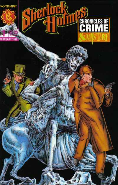 Chronicles of Crime & Mystery: Sherlock Holmes #1 Comic Books - Covers, Scans, Photos  in Chronicles of Crime & Mystery: Sherlock Holmes Comic Books - Covers, Scans, Gallery