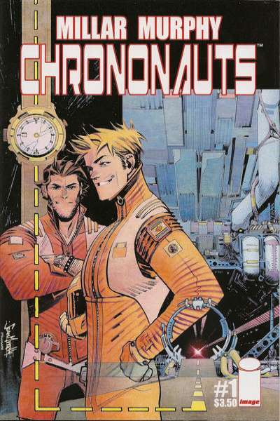 Chrononauts Comic Books. Chrononauts Comics.