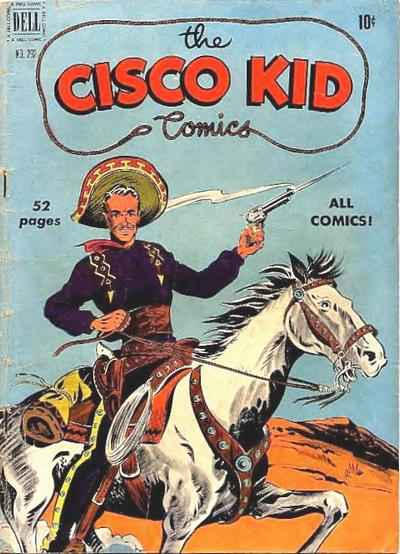 Cisco Kid Comic Books. Cisco Kid Comics.