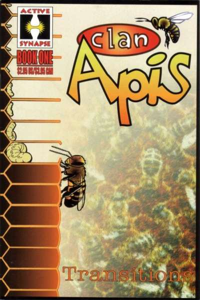 Clan Apis comic books