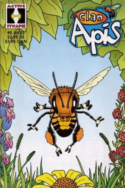 Clan Apis #5 Comic Books - Covers, Scans, Photos  in Clan Apis Comic Books - Covers, Scans, Gallery