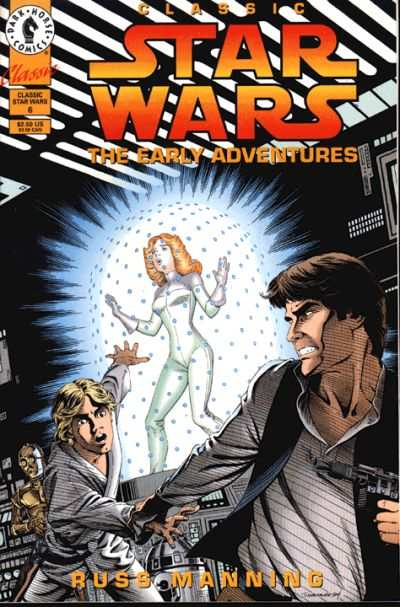 Classic Star Wars: The Early Adventures #6 Comic Books - Covers, Scans, Photos  in Classic Star Wars: The Early Adventures Comic Books - Covers, Scans, Gallery