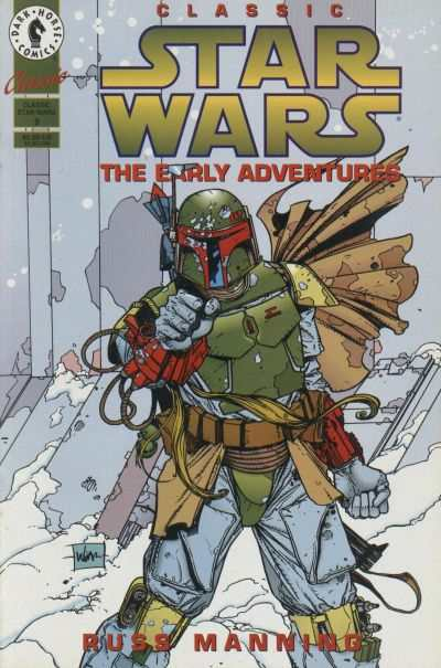 Classic Star Wars: The Early Adventures #9 Comic Books - Covers, Scans, Photos  in Classic Star Wars: The Early Adventures Comic Books - Covers, Scans, Gallery