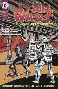 Classic Star Wars: The Vandelhelm Mission comic books