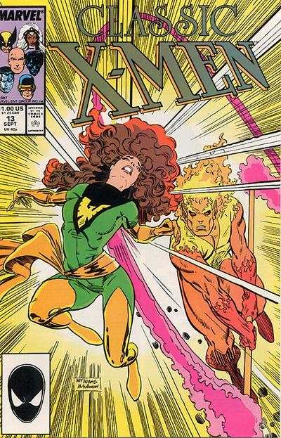 Classic X-Men #13 Comic Books - Covers, Scans, Photos  in Classic X-Men Comic Books - Covers, Scans, Gallery