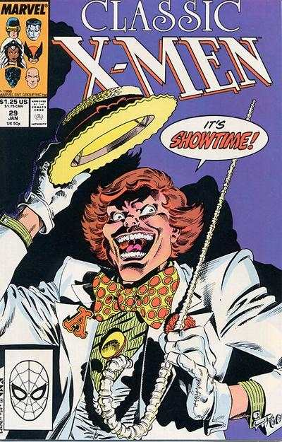 Classic X-Men #29 Comic Books - Covers, Scans, Photos  in Classic X-Men Comic Books - Covers, Scans, Gallery