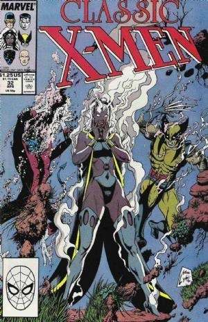 Classic X-Men #32 comic books - cover scans photos Classic X-Men #32 comic books - covers, picture gallery