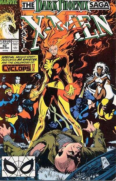 Classic X-Men #42 Comic Books - Covers, Scans, Photos  in Classic X-Men Comic Books - Covers, Scans, Gallery