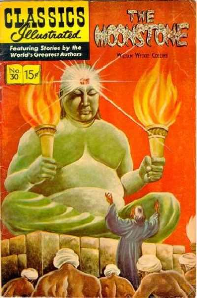 Classics Illustrated #30 comic books for sale