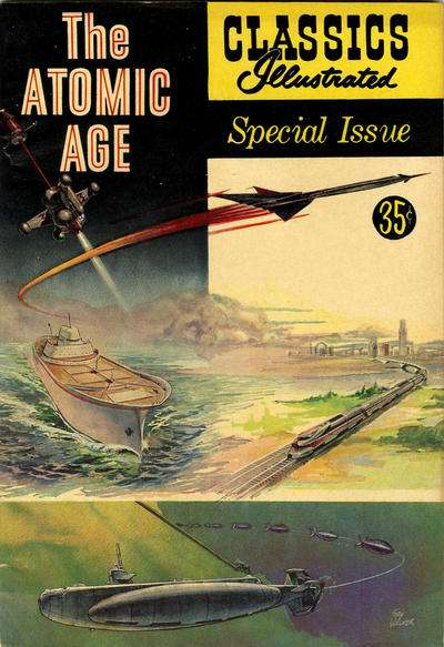 Classics Illustrated Special Issue #156 comic books for sale