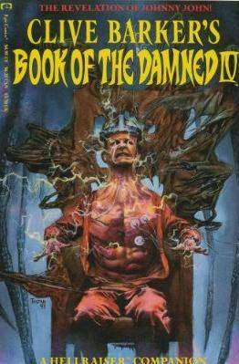 Clive Barker's Book of the Damned: A Hellraiser Companion #4 comic books for sale
