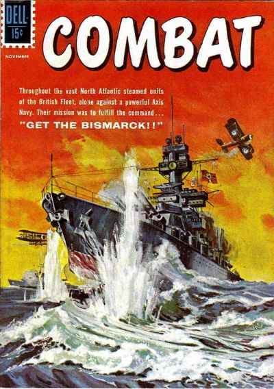 Combat #1 Comic Books - Covers, Scans, Photos  in Combat Comic Books - Covers, Scans, Gallery