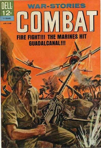 Combat #12 Comic Books - Covers, Scans, Photos  in Combat Comic Books - Covers, Scans, Gallery